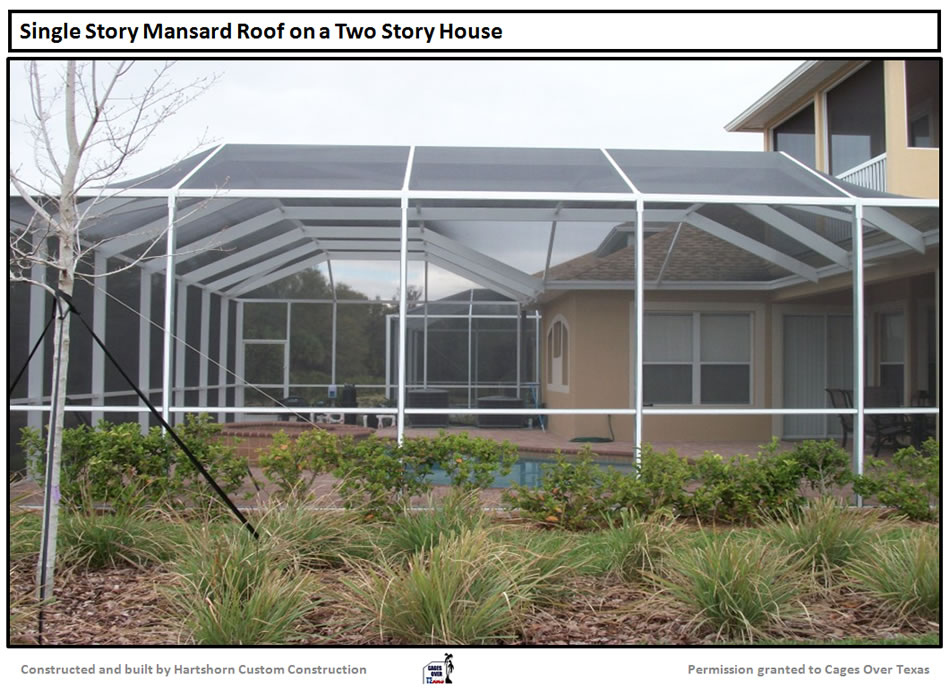 Pool enclosure houston tx builder of outdoor pool for Pool lanai cost