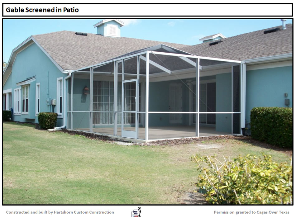 Patio enclosures houston tx builder of outdoor pool for Lanai deck