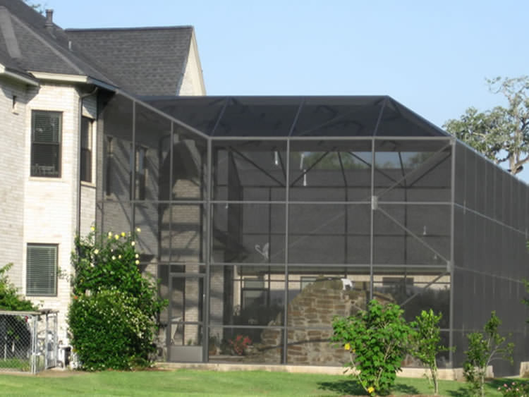 Houston Texas Pool Enclosures Builder Of Outdoor Pool